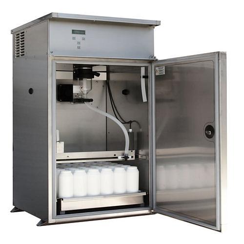 Préleveur échantillonneur BABYNOX 4x12 L - Acier inox 304 - Aqualyse