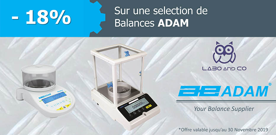 Promotion balances Adam