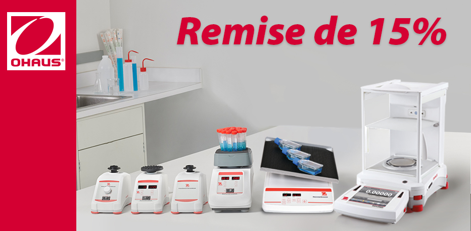 Promotion Ohaus