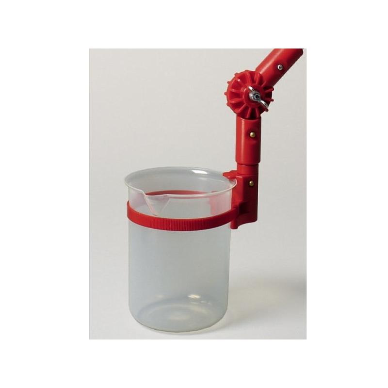 Puisard bécher à angle variable, 600 ml - Bürkle