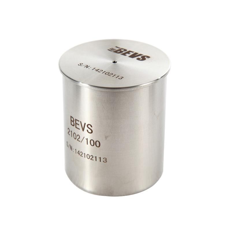 Pycnomètre 100 ml - ISO - DIN - ASTM - Acier Inox