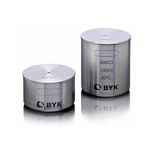Pycnomètre ISO 100 ml - Certificat usine - Byk