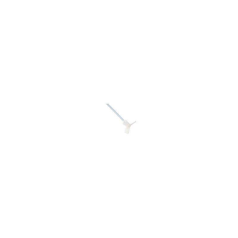 R 1389 Tige d'agitation à hélice téflon - 3 pales