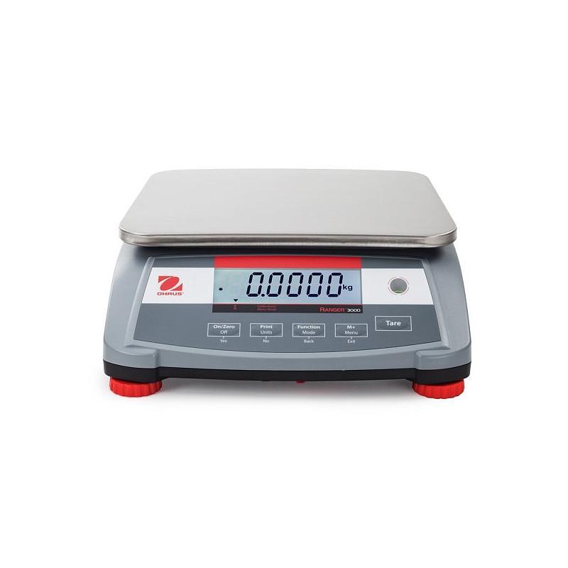 R31P3-M - Balance industrielle Ohaus Ranger 3000