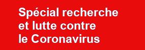 equipements recherche coronavirus