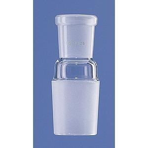 Réducteur en verre - 29/32 à 19/26 - Lenz