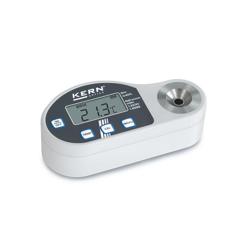 Réfractomètre numérique ORF 45BM - Brix - KERN