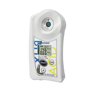 Réfractomètre numérique : réfractomètre PAL-BX/ACID9 - Spécial Ananas - ATAGO