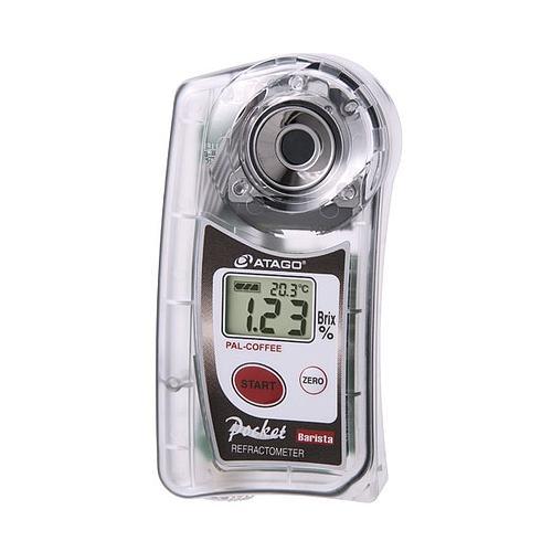 Réfractomètre numérique : réfractomètre PAL-COFFEE pour la teneur en sucre / TDS - ATAGO