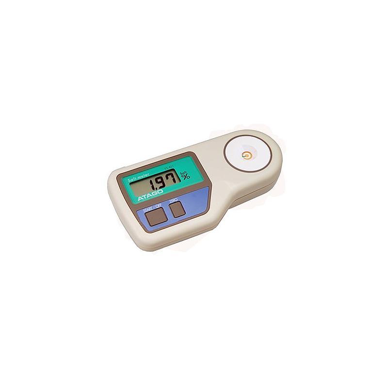 Réfractomètre numérique : réfractomètre salinité PAL-ES-421 - ATAGO