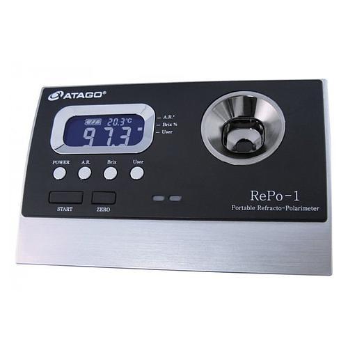 Réfractomètre / polarimètre numérique REPO-1 - ATAGO