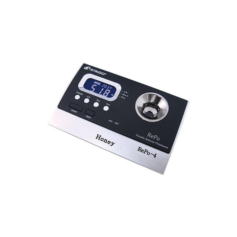 Réfractomètre / polarimètre numérique REPO-4 - ATAGO