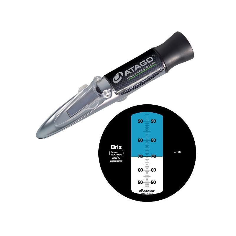 Réfractomètres à main : réfractomètre Atago Master-93H