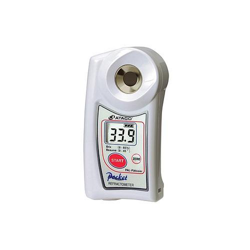 Réfractomètres numériques portables : réfractomètre Atago PAL-Pâtissier