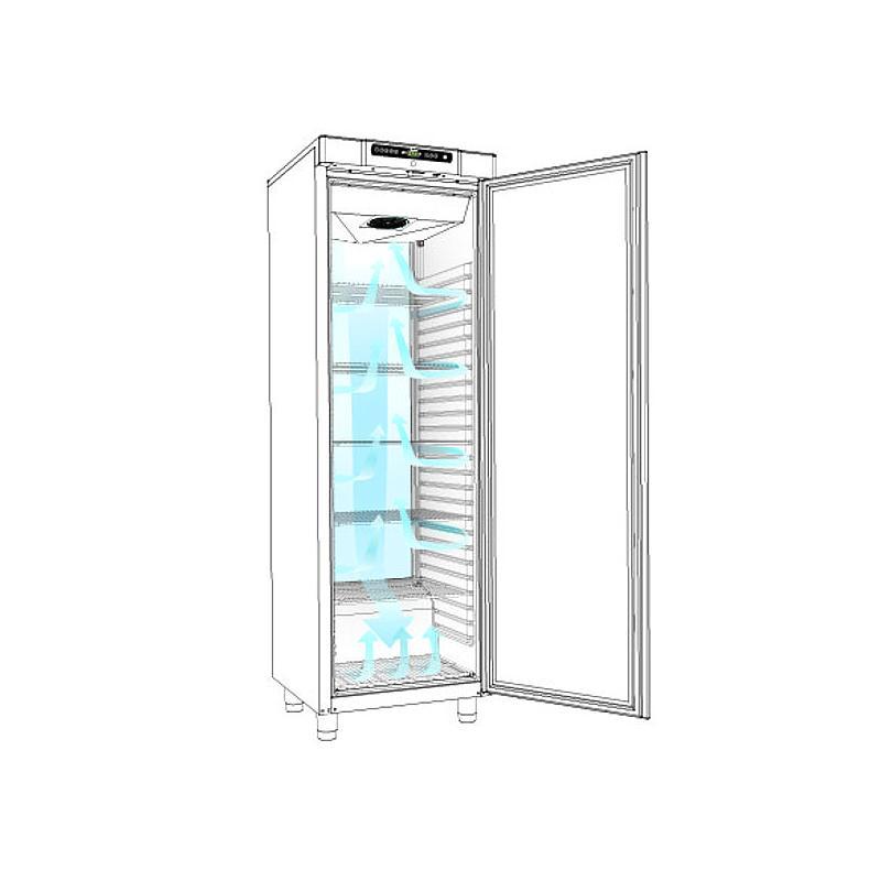 Réfrigérateur antidéflagrant BioCompact II RR610 Porte vitrée - GRAM