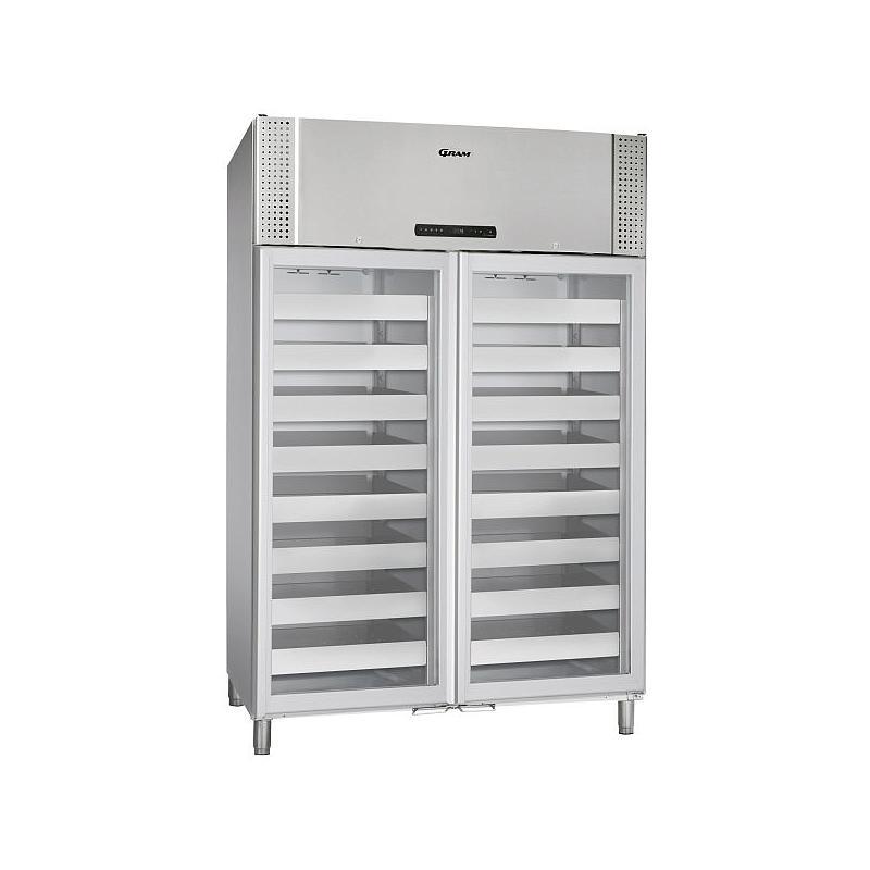 Réfrigérateur antidéflagrant de laboratoire GRAM BioPlus ER1400 - Tout inox