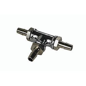 Répartiteur en Y avec connexion pour tuyau 10 mm Ø intérieur