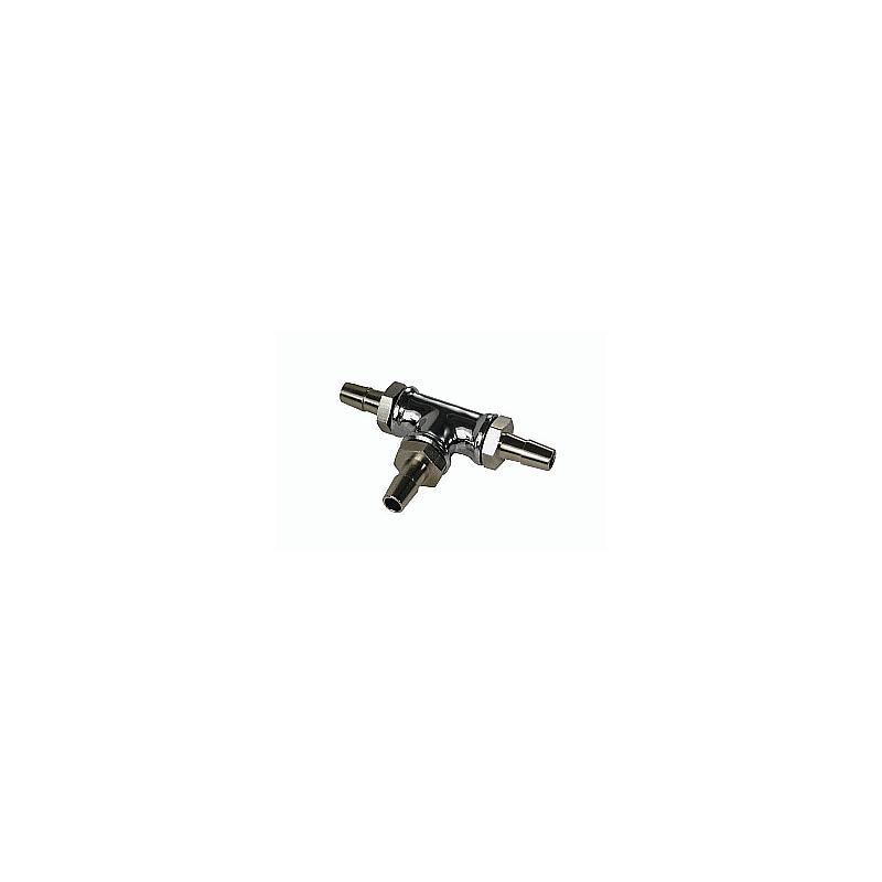 Répartiteur en Y avec connexion pour tuyau 12mm Ø intérieur
