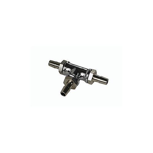 Répartiteur en Y avec connexion pour tuyau 8 mm Ø intérieur