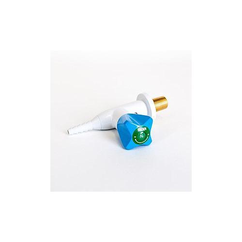 Robinet d'azote (N2) - Labogene