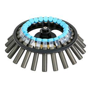 Rotor angle fixe pour centrifugeuse multi-usages - 24 x 10/15 ml - Gyrozen