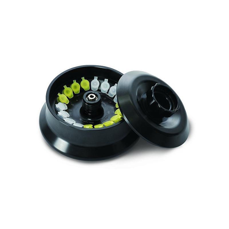 Rotor angle fixe pour micro-centrifugeuse - 18 x 2.0 ml - Gyrozen