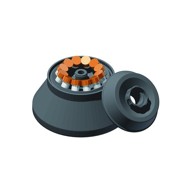Rotor angulaire pour centrifugeuse 1736R et 2236R - 12 x 15 ml - Gyrozen