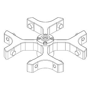 Rotor Swing-Out GRS-S-100-4 - 4 x 100 ml max. - Gyrozen
