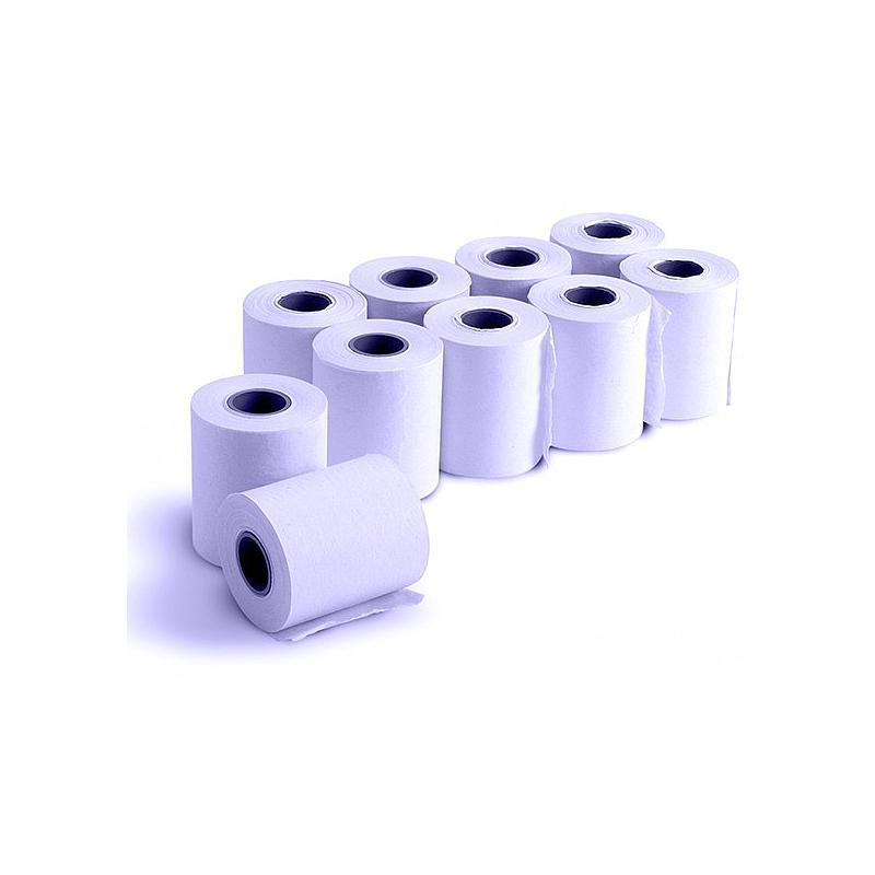 Rouleaux de papier pour Imprimante 911-013 - Lot de 10 - Kern