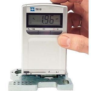 Rugosimètre compact: appareil de mesure de rugosité TR-110