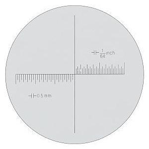 SC-07156 - Réticule 0.5 mm / 1/64 in