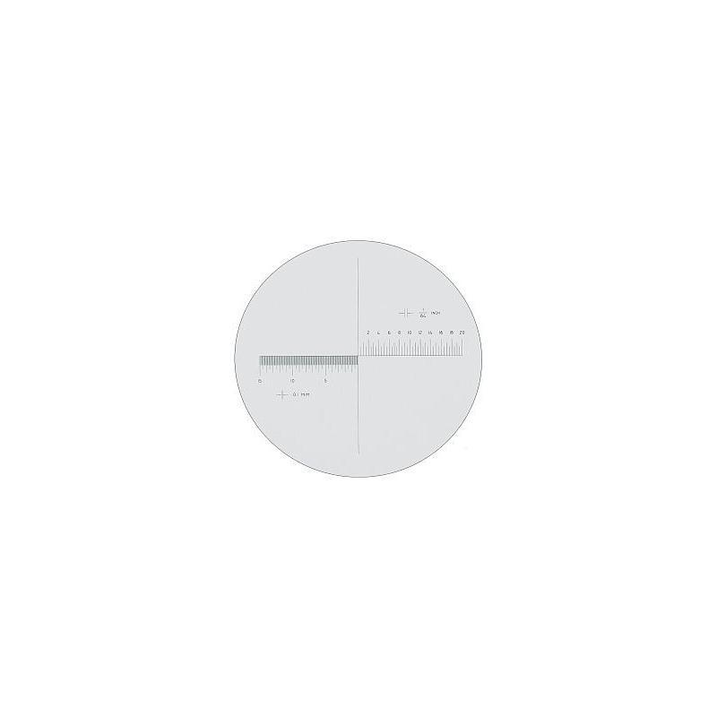 SC-07157 - Réticule 0.1 mm / 1/64 in