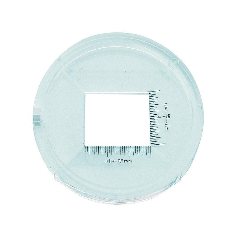 SC-16400 - Plaque de mesure en verre