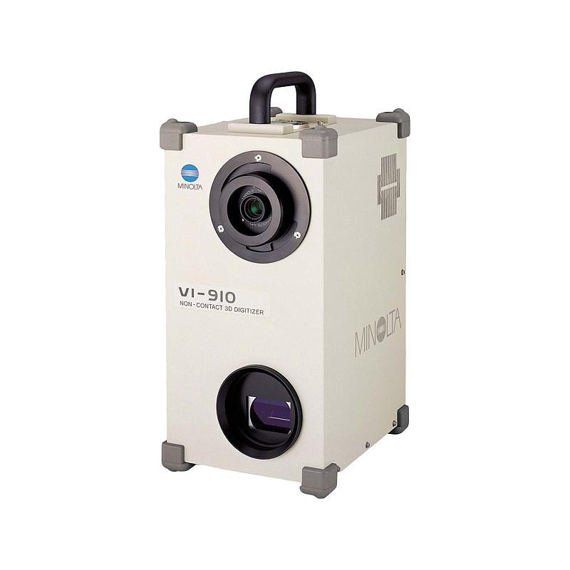 Scanner 3D: digitalisation 3D  VI 910 Konica Minolta