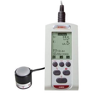Solarimètre portable SAM 30 - Kimo