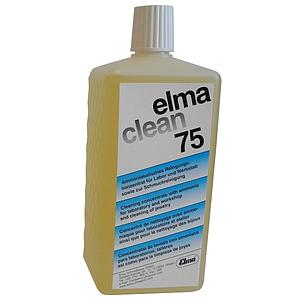 Solution de nettoyage Elma Clean 75 - Bidon de 1 litre