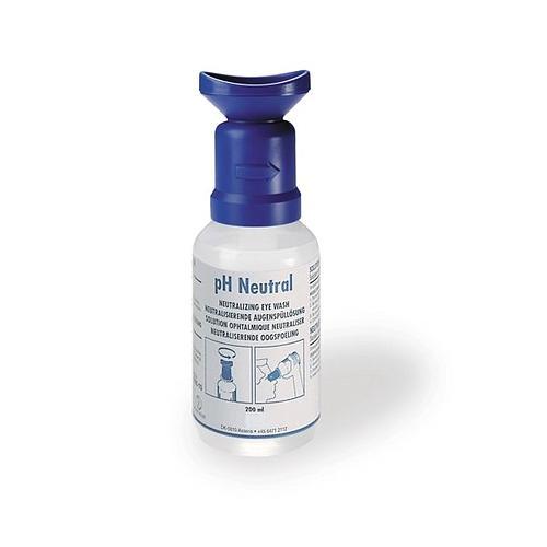 Solution lave-œil - 200 ml - pH neutre - Lot de 10