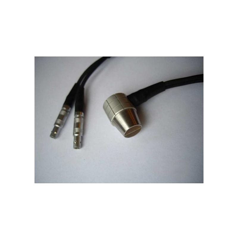 Sonde externe 5 MHz - Ø 10 mm - Angle 90° - Sauter