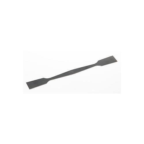 Spatule double en nickel, forme plate - 3281 Bochem