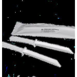 Spatules jetables LaboPlast ®, sans étui, lot de 10 - Bürkle
