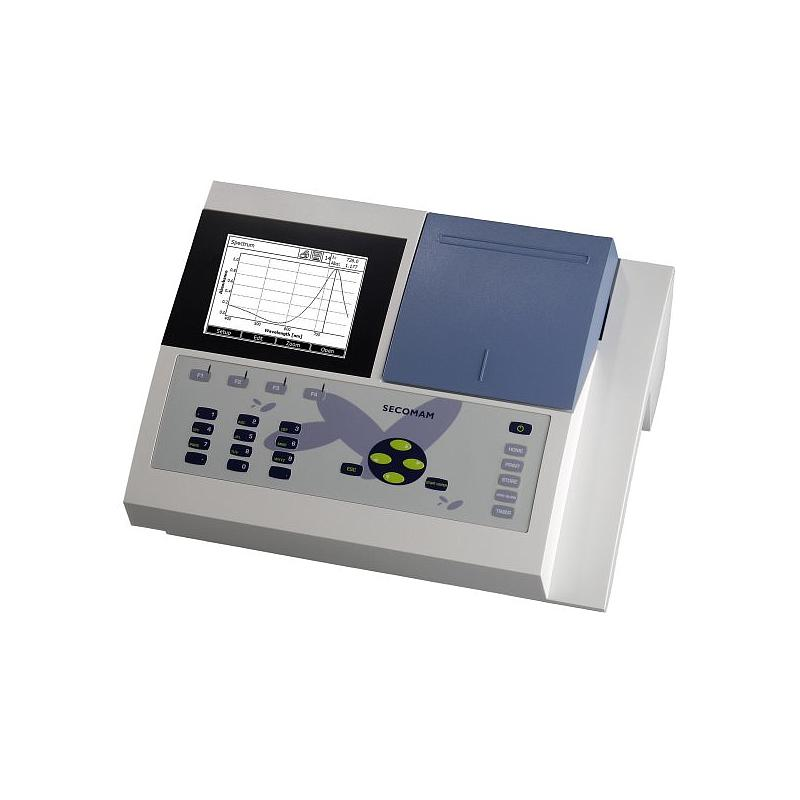 Spectrophotomètre UV visible mono faisceau - Bande passante 4 nm - UviLine 9400 - SECOMAM