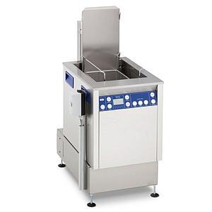 Station de nettoyage par ultrasons avec agitation Elma X-tra 550 USMFO - Multifréquence