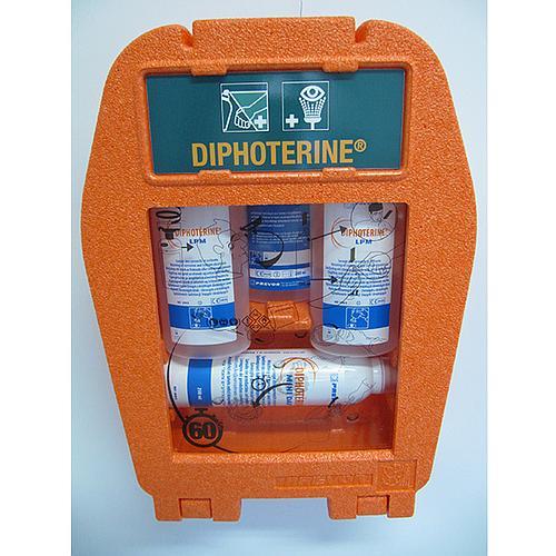 Station murale Diphotérine® - Conçue pour permettre le lavage de projections chimiques