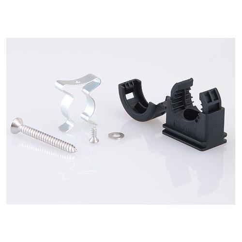Support de tuyau pour flexible à paroi ondulée
