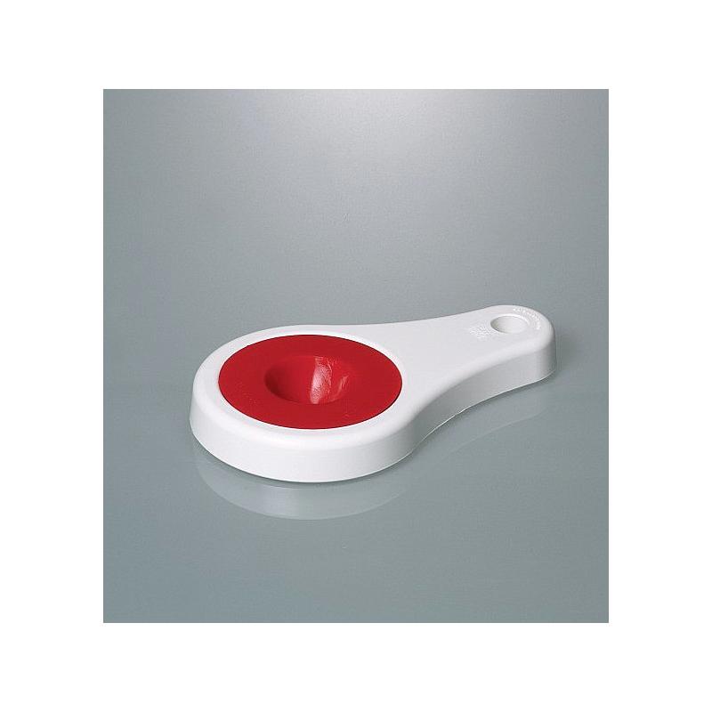 Support pour entonnoir (Ø 40-180 mm) avec raccord réducteur - Bürkle