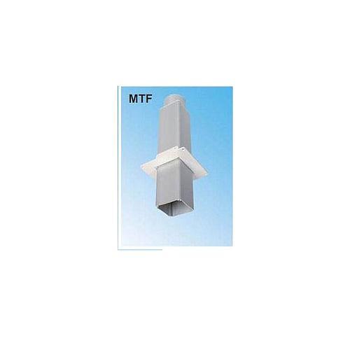 Support télescopique plafond pour Ø 50mm ou Ø 75mm - L=1000mm - Fumex