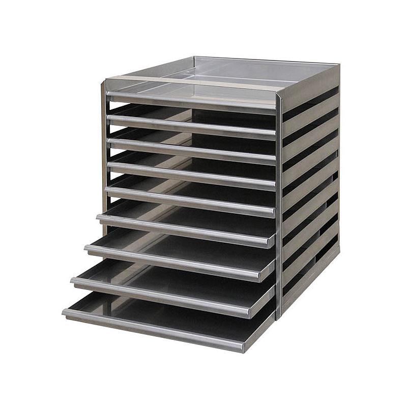 Système à tiroirs TS100-RS pour congélateurs TS et TUS - Fryka