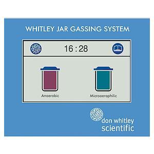 Système automatique d'anaérobie et de microaérophilie en jarre JGS - Don Whitley