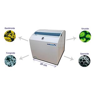 Système de désinfection MINIBIO - Mobiwatch