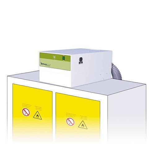 Système de filtration autonome pour armoire de sécurité - CHEMTRAP H402 V01 - Filtre Solvant AS - ERLAB
